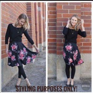 LuLaRoe Dresses - S Nicole multi color geo print dress